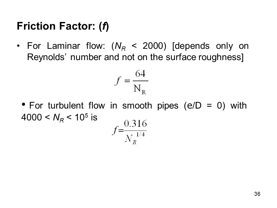 Chapter 3 Water Flow in Pipes ppt video online download